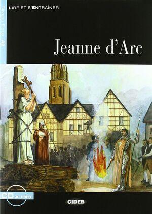 JEANNE D´ARC + CD (NIVEL 2 A2)