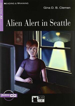 ALIEN ALERT IN SEATTLE + CD (LEVEL 2 B1.1)