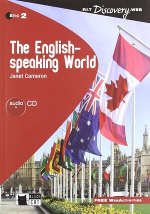 THE ENGLISH-SPEAKING WORLD. BOOK + CD (DISCOVERY)