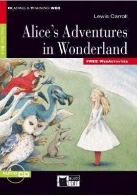 ALICE'S ADVENTURES IN WONDERLAND (NEW ED)
