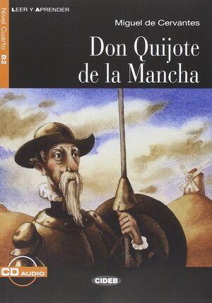 DON QUIJOTE DE LA MANCHA + CD