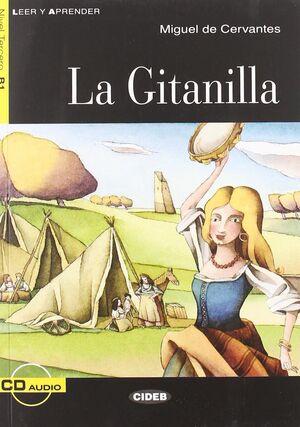LA GITANILLA (LIBRO+CD-AUDIO)   B1