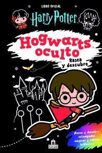 HARRY POTTER. HOGWARTS OCULTO