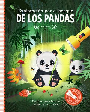 EXPLORACIÓN POR EL BOSQUE DE LOS PANDAS