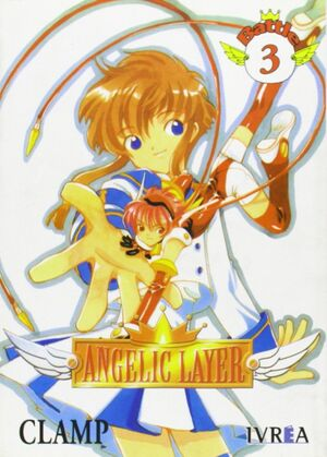 ANGELIC LAYER Nº3