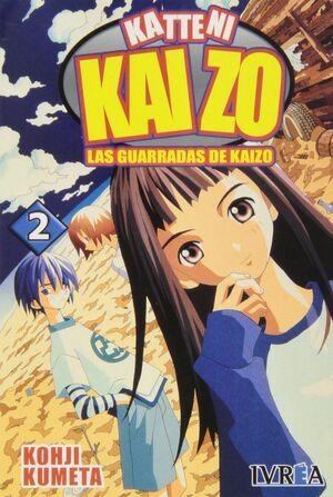 KATTENI KAIZO Nº2.LAS GUARRADAS DE KAIZO