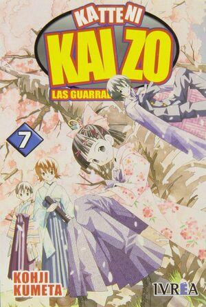 KATTENI KAIZO Nº7