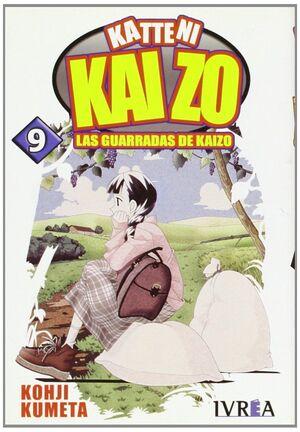KATTENI KAIZO.LOS GUARDIANES DE KAIZO Nº9