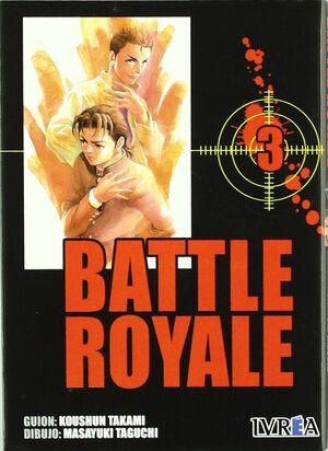 BATTLE ROYALE  3