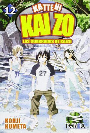KATTENI KAIZO Nº  12