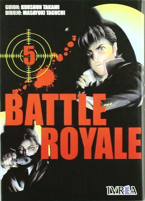 5. BATTLE ROYALE