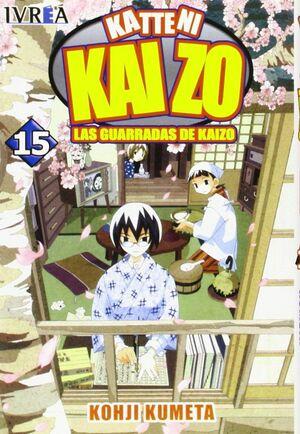 KATTENI KAIZO Nº 15