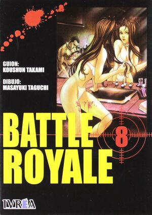 8. BATTLE ROYALE