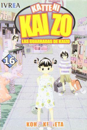 KATTENI KAIZO N?16