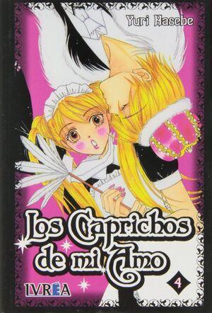 4. LOS CAPRICHOS DE MI AMO