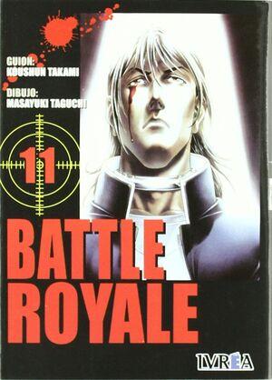 11. BATTLE ROYALE