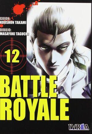 12. BATTLE ROYALE