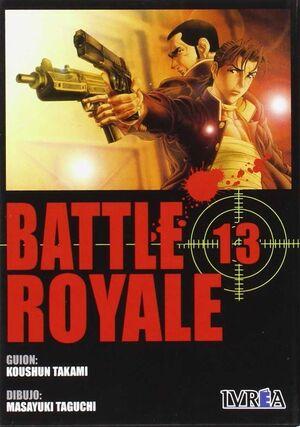 13. BATTLE ROYALE