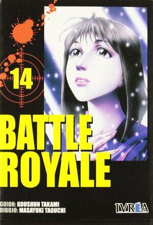 14. BATTLE ROYALE