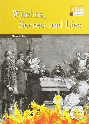 WITCHES SECRETS AND LIES 4ºESO