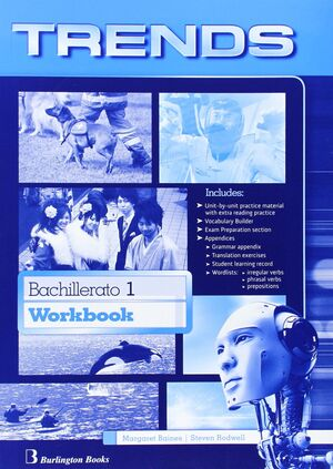 TRENDS 1º.BACH WORKBOOK
